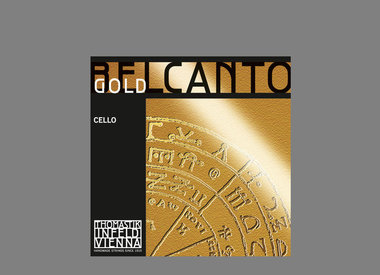 Cello Strings, Belcanto Gold