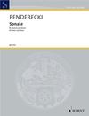 HAL LEONARD Penderecki, Krzysztof: Sonata (violin & piano)