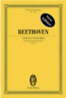 HAL LEONARD Beethoven, L.van: SCORE Violin Concerto Op.61