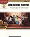 HAL LEONARD High School Musical (viola & CD)