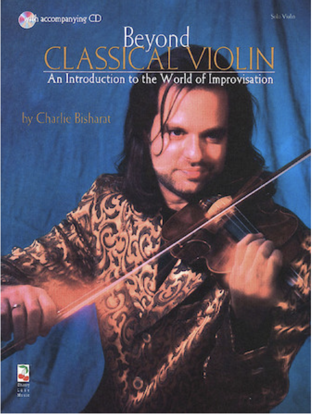 HAL LEONARD Bisharat: Beyond Classical Violin: An Introduction to Improvisation (violin & CD)