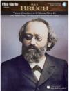 HAL LEONARD Bruch, Max:: Concerto #1 in g minor-Music Minus One (violin & CD)