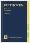 HAL LEONARD Beethoven, L.van: SCORE Sextet Op.81b (2 horns, 2 violins, Viola, Bass)