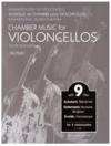 HAL LEONARD Pejtsik, Arpad: Chamber Music for Violoncellos Vol.9 (4 cellos), Edito Musica Budapest