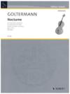 HAL LEONARD Goltermann, Georg (Zumkley): Nocturne Op. 115/3 in A minor (cello & piano)