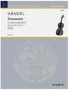 HAL LEONARD Handel: Trio Sonata Op. 2 No. 5 (2 violins, cello, piano)