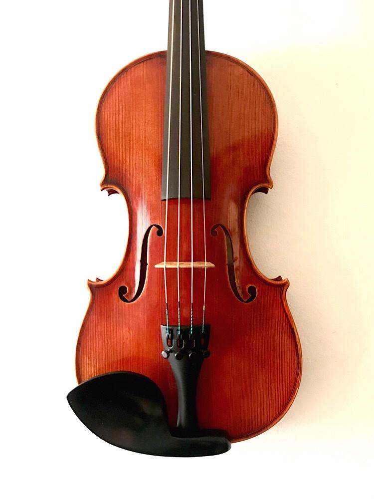 Lillo Salerno ex Cremonensis shop violin, 2019, GERMANY ***CERT***