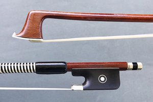 A. SCHROETTER viola bow Brazilwood/nickel, 61 grams