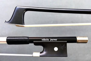 Echo Bridge Music Velocity Journey 4/4 violin carbon fiber violin bow