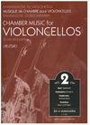 HAL LEONARD Pejtsik: Chamber Music for Violoncellos Vol.2 (4 cellos), Edito Musica Budapest