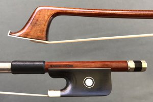 Arcos Brasil Arcos Brasil Ebony/Nickel Cello Bow