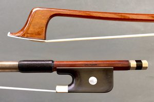 Finkel J. FLUCK cello bow, nickel/ebony