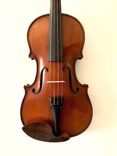 """Theodore Heinrich 15 3/8"""" viola, Markneukirchen, GERMANY, 1921"""