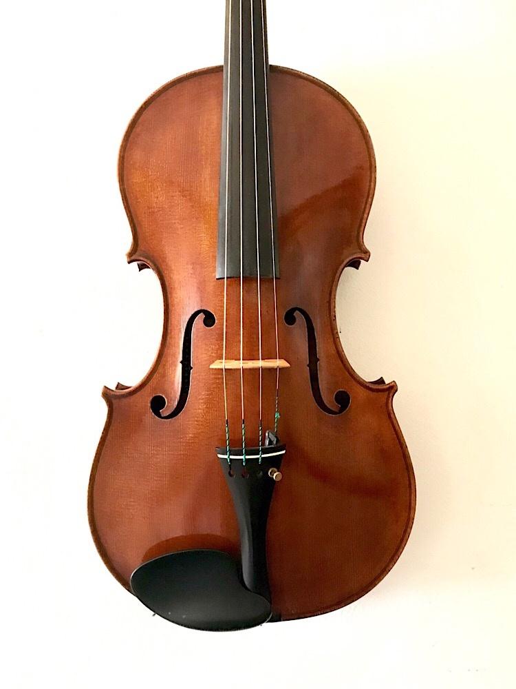 """Christopher White 16.25"""" viola, 1993, Boston"""