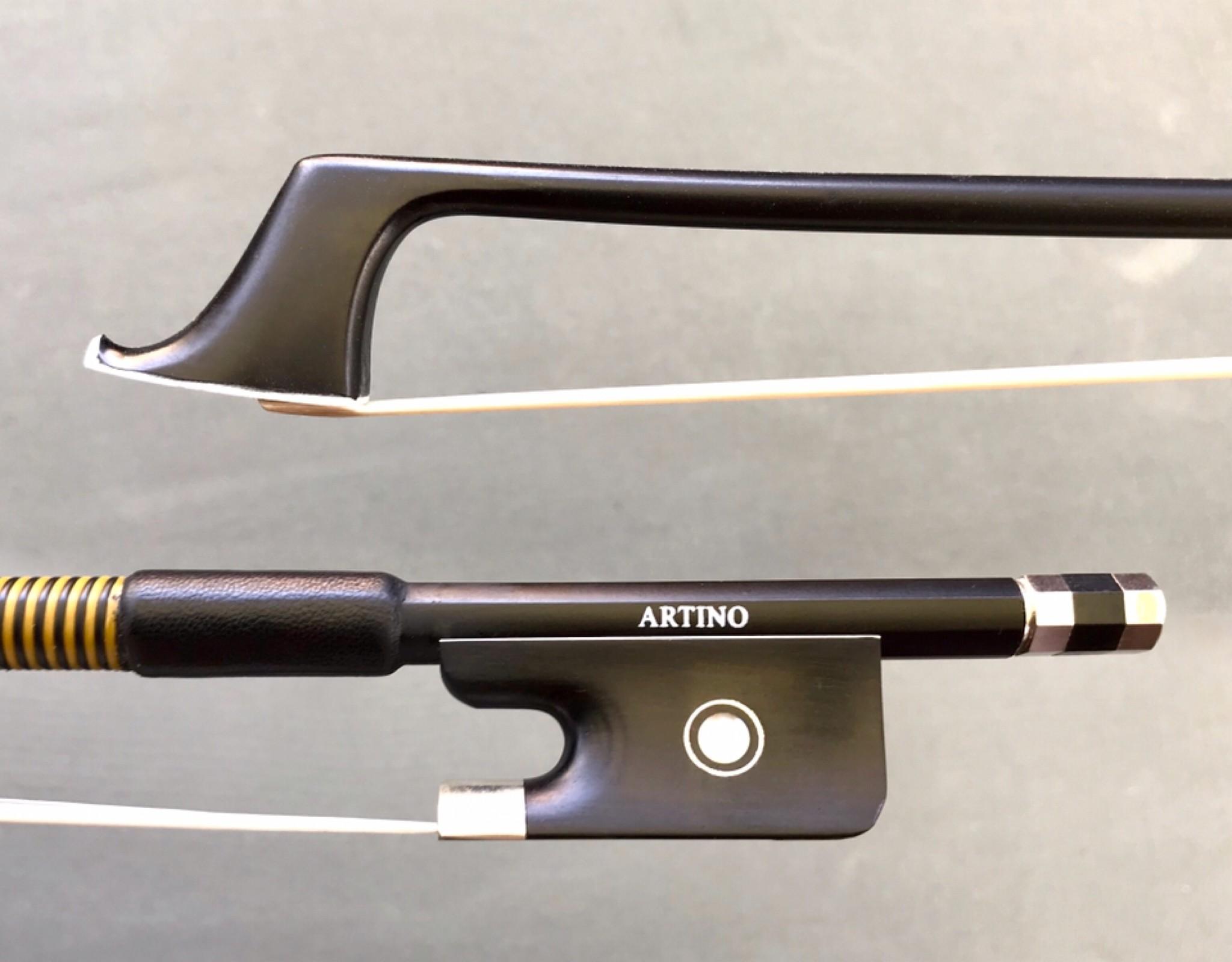 Artino Artino fiberglass cello bow, 3/4, horsehair
