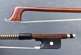 CONRAD GÖTZ viola bow, Pernambuco/nickel