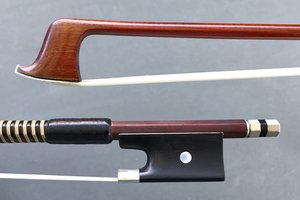 OTTO A HOYER nickel violin bow