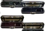 Angeli 4/4 woodshell oblong violin case
