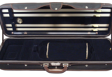 Angeli 4/4 light oblong violin case