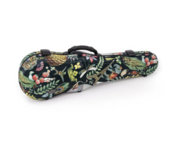 "Winter Jakob Winter ""Alice"" shaped 4/4 violin case, GERMANY"