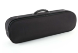Winter Jakob Winter (Blk/Red) Greenline oblong 4/4 violin case w. attached cover GERMANY