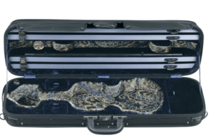 GEWA GEWA Venetian oblong violin case, German Design