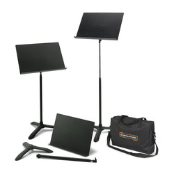 Portastand Portastand Maestro solid desk music stand with carrying bag