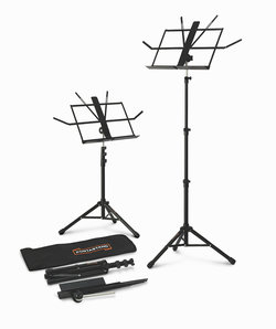 Portastand Portastand Protégé 2.0 folding music stand with carrying bag