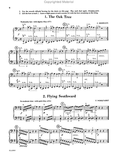 Alfred Music Applebaum, S.: Beautiful Music for Two String Instruments Volume 2 (2 cellos) Alfred
