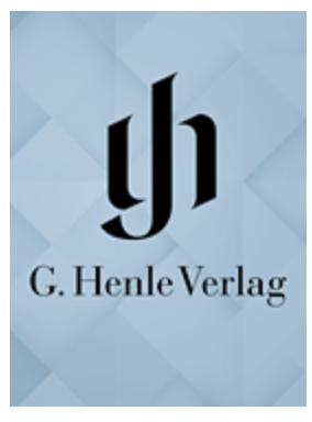 HAL LEONARD Rode: 24 Caprices (violin) Henle