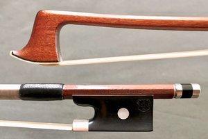 O. DURRSCHMIDT viola bow, as-is