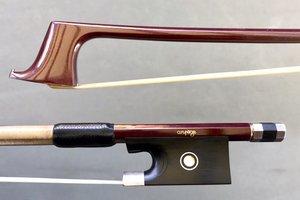 Spiccato Viola Bow, Arpege, silver