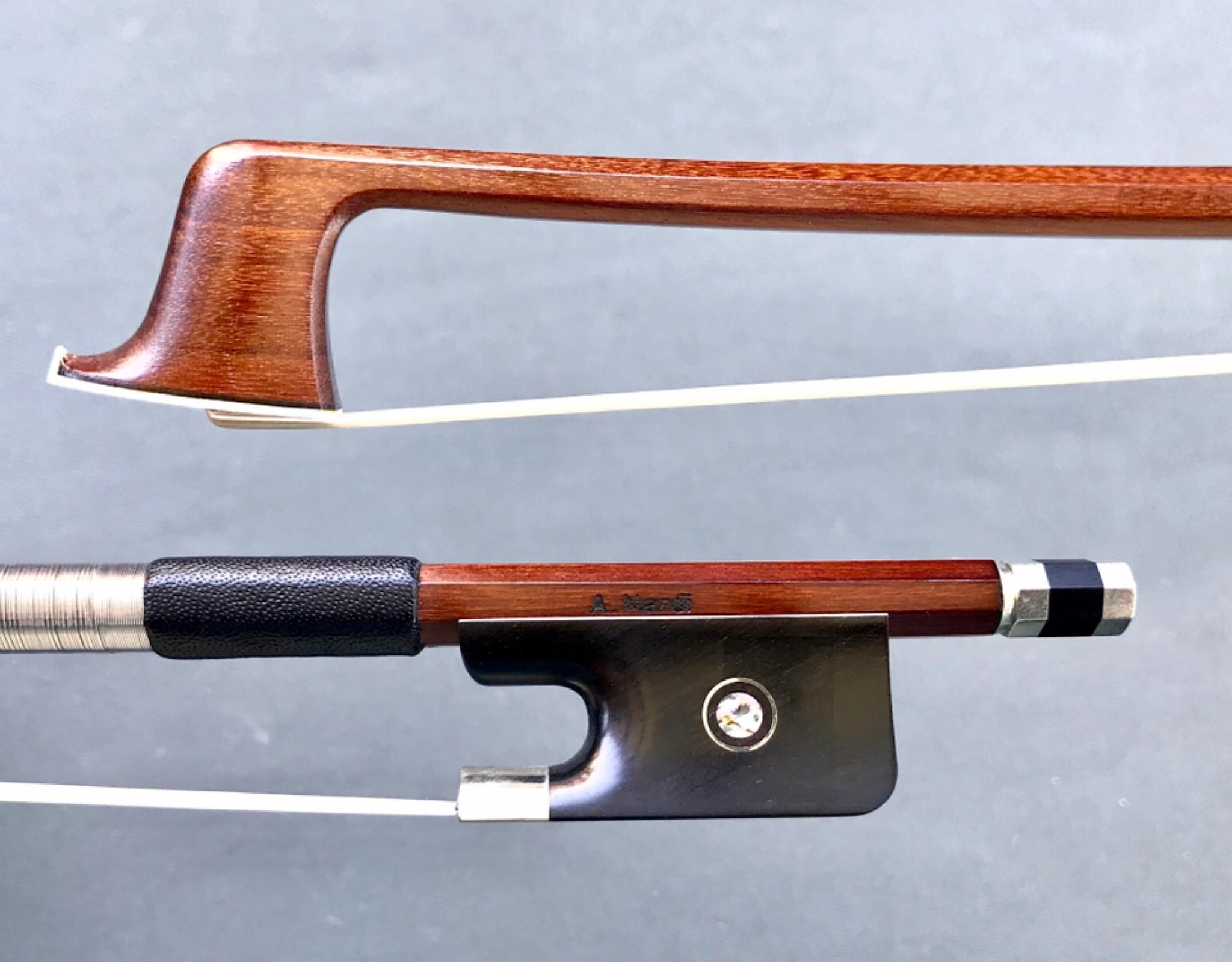 """Sousa SOUSA """"Nardi"""" Sonata 4/4 viola bow, BRAZIL"""