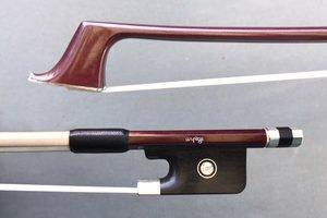 Spiccato Arpege Cello Bow, nickel-mounted