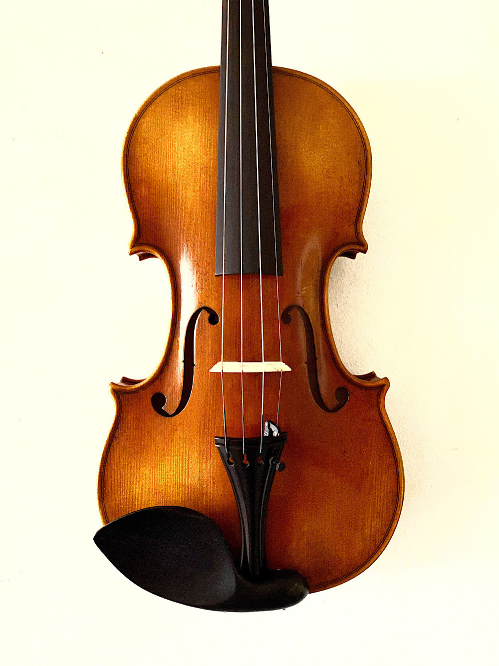 Thomas Hoyer Werkstatt Meister violin, Bergonzi model, 2017, No. 4, GERMANY