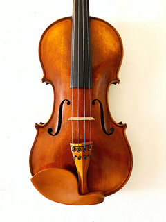 French Mansuy a Paris violin, ca 1900, Mirecourt, FRANCE