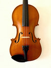Maurice J. Newman violin, as-is with repaired neck, Los Angeles, USA