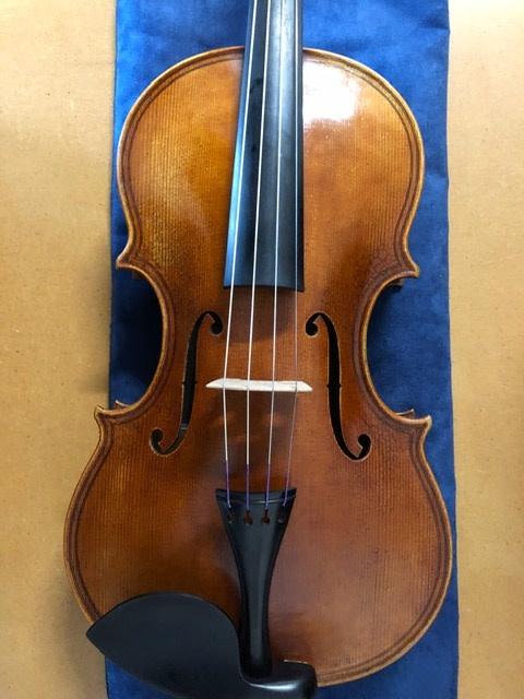 "Daniel Arlig 16"" viola, 2019, Minneapolis, MN, USA"