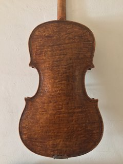"Michael Fischer 16 3/4"" viola, 1988, Brescian copy, Los Angeles, CA"