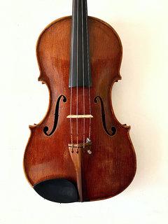 "Otto Erdesz 16 5/8"" viola, Budapest, HUNGARY"