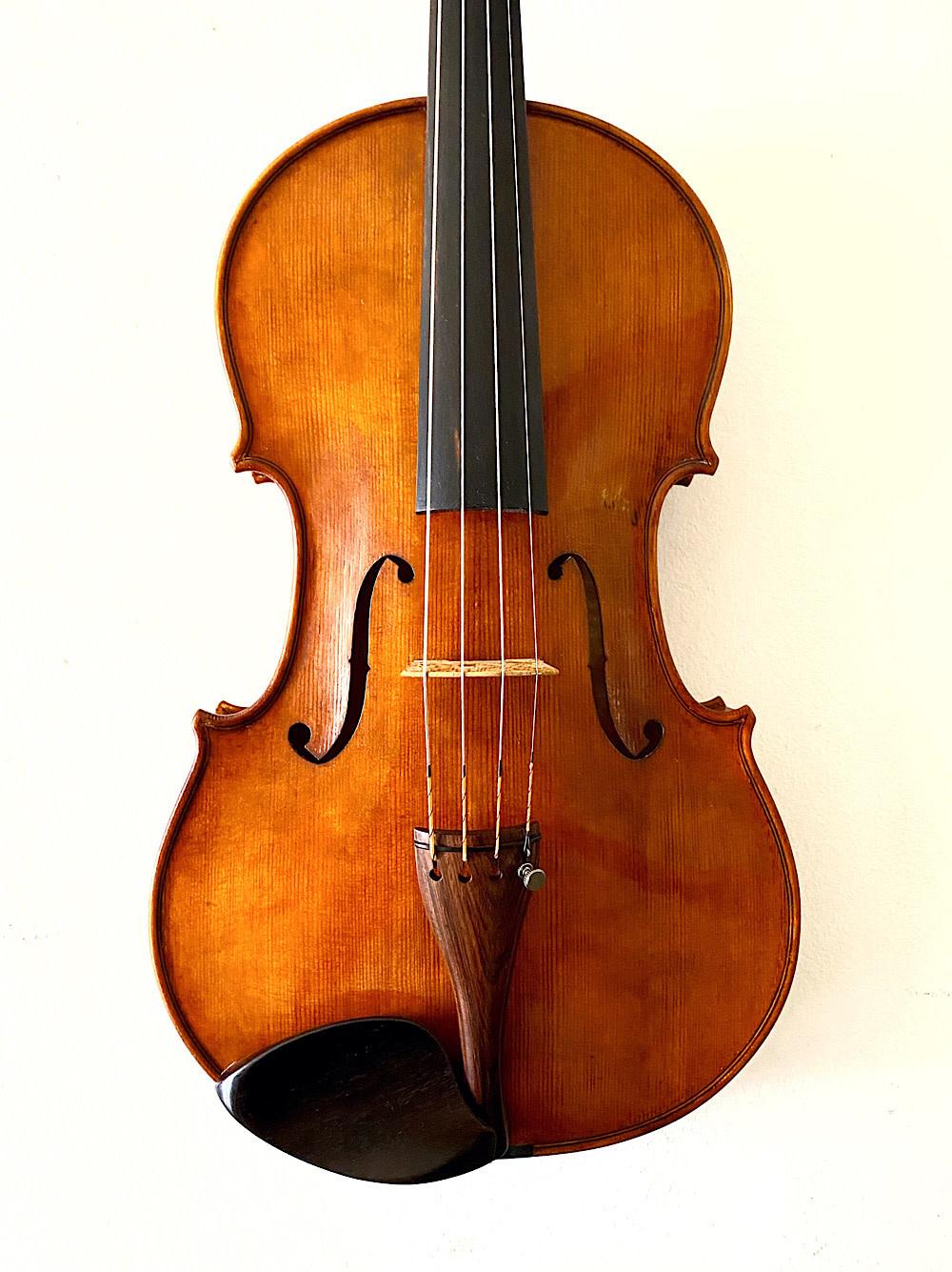 """Canadian Anton Domozhyrov 15 7/8"""" viola, 2019, Winnepeg"""