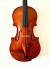 Todd Goldenberg 4/4 violin, North Berwick, USA