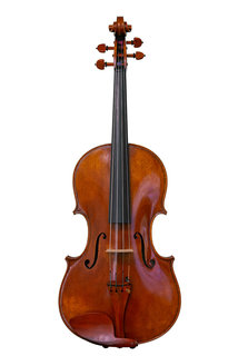 """David Chrapkiewicz / Rapkievian viola, 15.75"""", #22019WG167, Washington Grove, MD, 2019"""