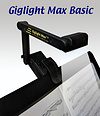 Giglight Max Giglight Max Basic stand light with carrying bag, batteries, & AC adapter