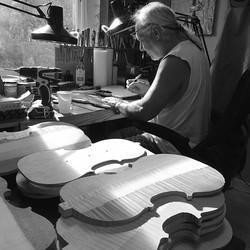 Kurt Jones violin, 2018, Honolulu HI, Lord Wilton