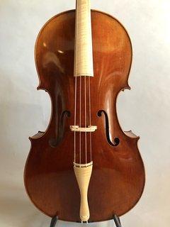 "Vivo Vivo Baroque-style ""Maestro"" cello, 2009"