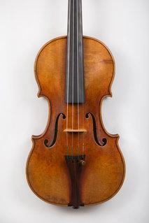 Benjamin Ruth violin, no. 285, Boston MA