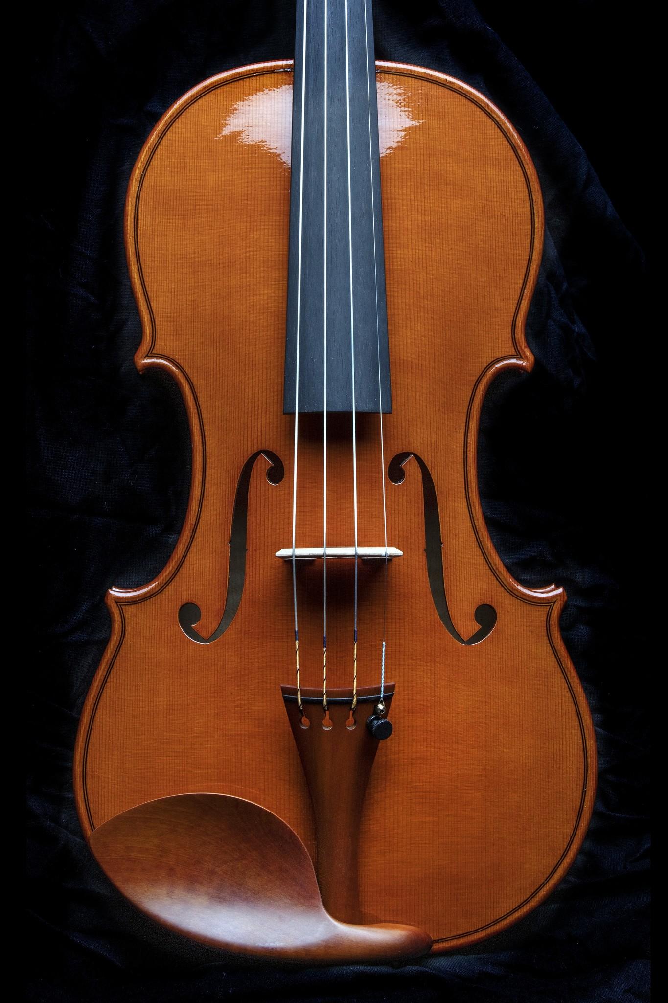Dirk Henry violin, 2020, Omaha NE #32