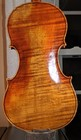 Edward Byler violin, Idaho, 2019