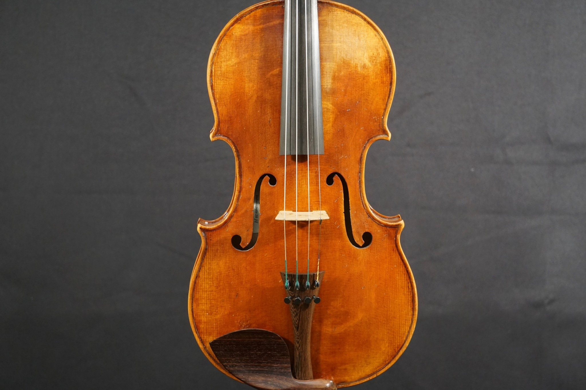 """16 3/8"""" A. Christopher Ulbricht viola, 2019, Indianapolis"""